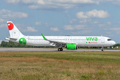 First Airbus A321