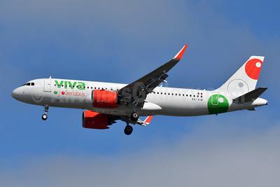 Viva Aerobus Airbus A320-271N WL XA-VIM (msn 8528) JFK (Fred Freketic). Image: 948779.