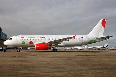 VivaAerobus (vivaaerobus.com) Airbus A320-232 EI-ERH (msn 2157) DUB (Greenwing). Image: 922097.