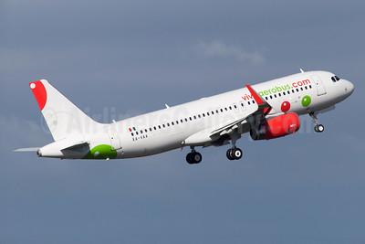 VivaAerobus (vivaaerobus.com) Airbus A320-232 WL XA-VAA (msn 6574) TLS (Clement Alloing). Image: 928149.
