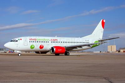VivaAerobus (vivaaerobus.com) Boeing 737-3B7 XA-VIB (msn 23378) AUS (Fernandez Imaging). Image: 906884.