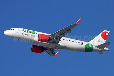 Viva Aerobus Airbus A320-271N WL XA-VIW (msn 9523) LAX (Michael B. Ing). Image: 953357.