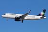 Volaris Airbus A320-233 WL XA-VLK (msn 6610) LAX (Michael B. Ing). Image: 936535.