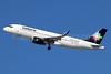 Volaris Airbus A320-233 WL XA-VLO (msn 6969) LAX (Michael B. Ing). Image: 936538.