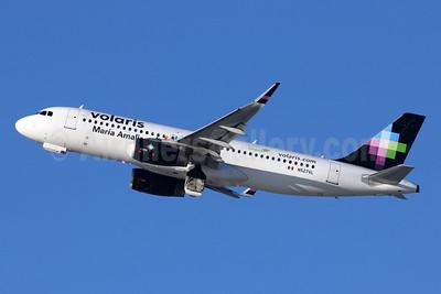 Volaris Airbus A320-233 WL N527VL (msn 6705) (Maria Amalia - cielito limpio) LAX (Michael B. Ing). Image: 944550.