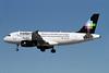 Volaris Airbus A319-132 XA-VOS (msn 3252) (Sandra-Now you decide to pay) LAS (James Helbock). Image: 910983.