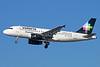 Volaris Airbus A319-133 XA-VOD (msn 3045) (Daniella) LAX (Michael B. Ing). Image: 923762.