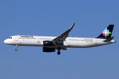 Volaris Airbus A321-231 WL XA-VRC (msn 7416) LAX (Michael B. Ing). Image: 948210.