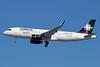Volaris Airbus A320-233 WL XA-VLF (msn 6321) (Sabrina) LAX (Michael B. Ing). Image: 936533.