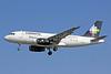 Volaris Airbus A319-132 XA-VOR (msn 2296) (Rebeca) LAX (Michael B. Ing). Image: 913157.