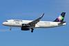 Volaris Airbus A320-233 WL XA-VLD (msn 6109) (Patty) LAX (Michael B. Ing). Image: 936532.