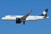Volaris Airbus A320-271N WL N529VL (msn 7102) LAX (Michael B. Ing). Image: 940174.