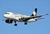 Volaris Airbus A319-133 N501VL (msn 2979) (Guadalupe - Go Mazatlan) LAS (Jay Selman). Image: 402297.