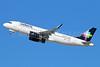Volaris Airbus A320-233 WL XA-VLK (msn 6610) LAX (Michael B. Ing). Image: 936536.