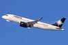 Volaris Airbus A320-233 WL XA-VLP (msn 7000) LAX (Michael B. Ing). Image: 936540.