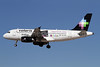 Volaris Airbus A319-133 XA-VOA (msn 2771) (Andrea-VISA Platinum) LAX (James Helbock). Image: 910985.