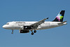 Volaris Airbus A319-132 XA-VOF (msn 3077) (Fernando) LAX (Michael B. Ing). Image: 906410.