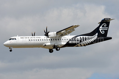 Air New Zealand-Mount Cook Airline ATR 72-212A (ATR 72-600) F-WWEQ (ZK-MVP) (msn 1444) TLS (Paul Bannwarth). Image: 938891.