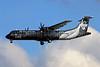 Air New Zealand Link-Mount Cook Airline ATR 72-212A (ATR 72-600) ZK-MVA (msn 1051) (All Blacks-Crazy about Rugby) TLS (Eurospot). Image: 909581.