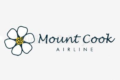 1. Mount Cook Airline logo