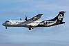 Air New Zealand Link-Mount Cook Airline ATR 72-212A (ATR 72-600) F-WWEC (ZK-MVF) (msn 1228) TLS (Olivier Gregoire). Image: 925724.