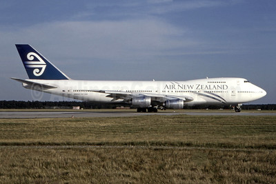 Air New Zealand Boeing 747-219B ZK-NZY (msn 22725) FRA (Thomas Achenbach - Bruce Drum Collection). Image: 944754.