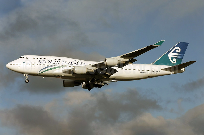 Airline Color Scheme - Introduced 1996 (with Pacific Wave)