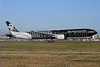 Air New Zealand Boeing 777-319 ER ZK-OKQ (msn 40689) (All Blacks-Crazy about Rugby) LHR. Image: 924889.