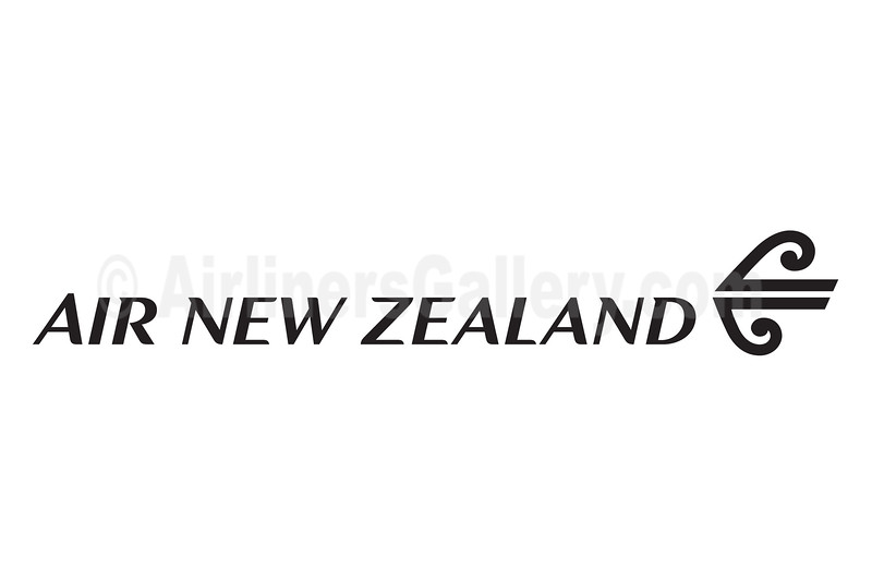 1. Air New Zealand logo