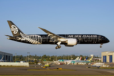 The first Boeing 787-9 for Air New Zealand