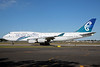 Air New Zealand Boeing 747-419 ZK-NBS (msn 24386) SYD (John Adlard). Image: 903071.