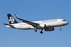 Air New Zealand Airbus A320-232 WL ZK-OXA (msn 5629) (Sharklets) AKL (Colin Hunter). Image: 912780.