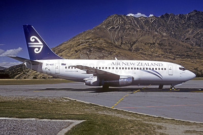 Air New Zealand Boeing 737-219 ZK-NAT (msn 23470) MON (Christian Volpati Collection). Image: 942623.
