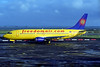 Freedomair (Freedomair.com) (Air New Zealand) Boeing 737-3K2 ZK-SJE (msn 27635) AKL (Rob Finlayson). Image: 934255.