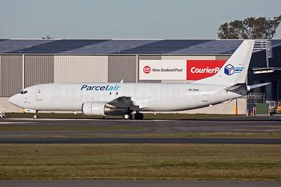 Parcelair (Airwork) Boeing 737-476 (F) ZK-PAK (msn 24444) CHC (John Adlard). Image: 940842.