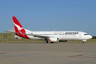 QANTAS Airways (JetConnect) (New Zealand) Boeing 737-838 WL ZK-ZQH (msn 39357) BNE (Peter Gates). Image: 907385.