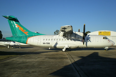 Toll Group-Jetcraft Air Cargo ATR 42-300 (F) VH-TOQ (msn 079) BAF (Christian Laugier). Image: 902679.