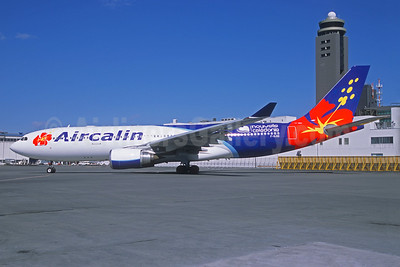Aircalin Airbus A330-202 F-OJSE (msn 510) NRT (Jacques Guillem Collection). Image: 934379.