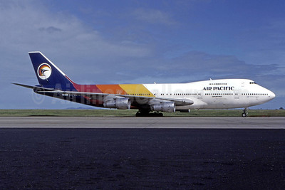 Leased from QANTAS in October 1987