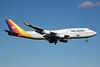 Air Pacific (2nd) (Fiji) Boeing 747-412 DQ-FJK (msn 24064) SYD (John Adlard). Image: 906189.