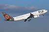 Fiji Airways (2nd) Airbus A330-243 F-WWKD (DQ-FJT) (msn 1394) TLS (Eurospot). Image: 911110.
