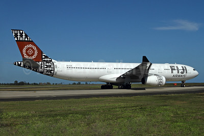 Fiji Airways (2nd) Airbus A330-343 DQ-FJW (msn 1692) NAN (Rob Finlayson). Image: 934633