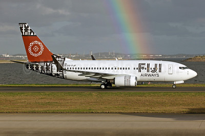 737-700 DQ-FJI to be retired on October 31, 2019 (Sydney - Nadi)