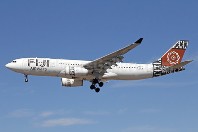 Fiji Airways (2nd) Airbus A330-243 DQ-FJT (msn 1394) LAX (Michael B. Ing). Image: 913876.