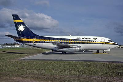 Air Nauru Boeing 737-2L9 C2-RN8 (msn 22070) MEL (John Goldfinch - Bruce Drum Collection). Image: 946980.