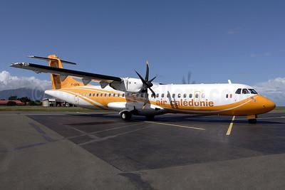 Air Calédonie ATR 72-212A (ATR 72-500) F-OIPN (msn 735) GEA (Rob Finlayson). Image: 934368.