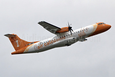 Air Caledonie to introduce a new livery with the first ATR 72-600