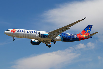 Aircalin's first Airbus A330neo