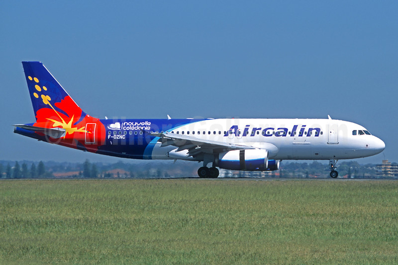 Aircalin Airbus A320-232 F-OZNC (msn 3547) (Christian Volpati Collection). Image: 934377.