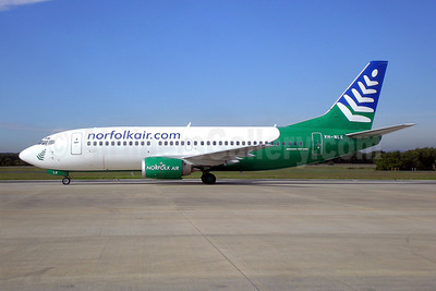 Airlines - Norfolk Island (Australia)